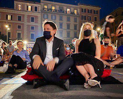 Cinema America, a sorpresa Giuseppe Conte alla prima