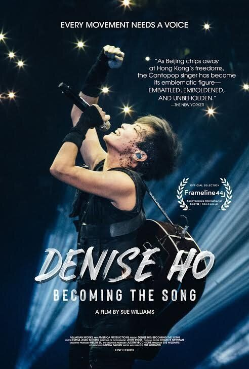 """Denise Ho: Becoming The Song"" was released virtually July 1."