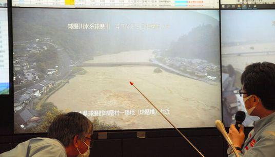 熊本と鹿児島で数十年に一度の大雨。命を守る行動を
