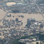 熊本・球磨川にかかる鉄骨造りの橋が流される 国交省が確認