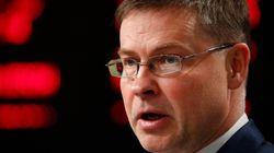 """Dombrovskis: """"Il Mes non ha condizioni, all'Italia"""