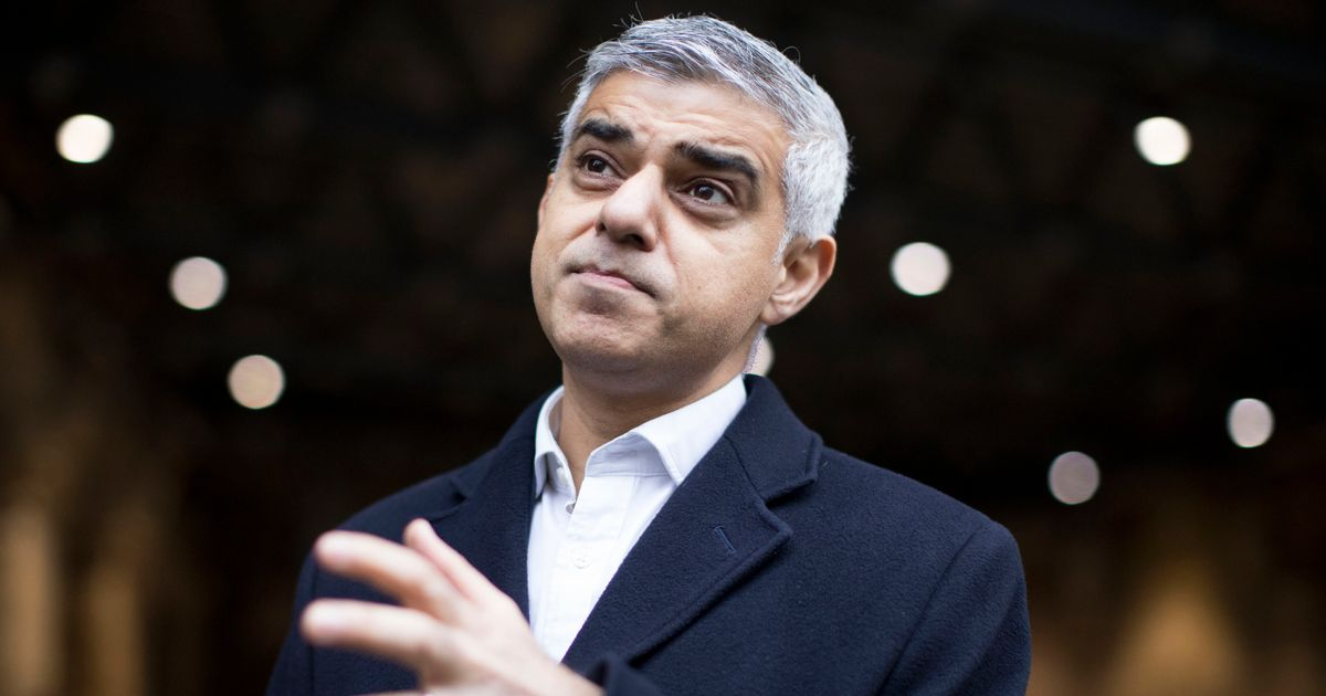 Sadiq Khan Condemns 'Disgraceful' Attack On Police At Street Party
