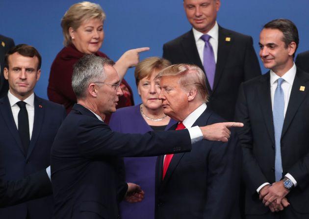Οι ρωγμές στις σχέσεις Τραμπ-Ευρώπης μετατρέπονται σε
