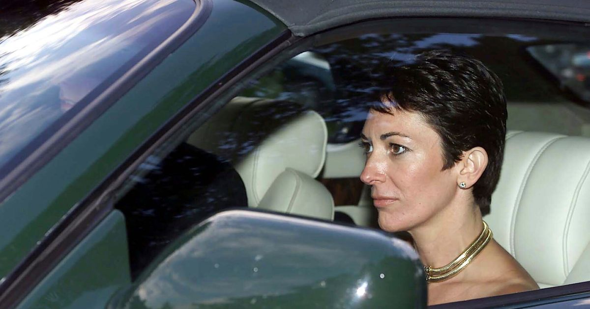 Ghislaine Maxwell Would 'Never Say Anything' About Prince Andrew, Friend Claims