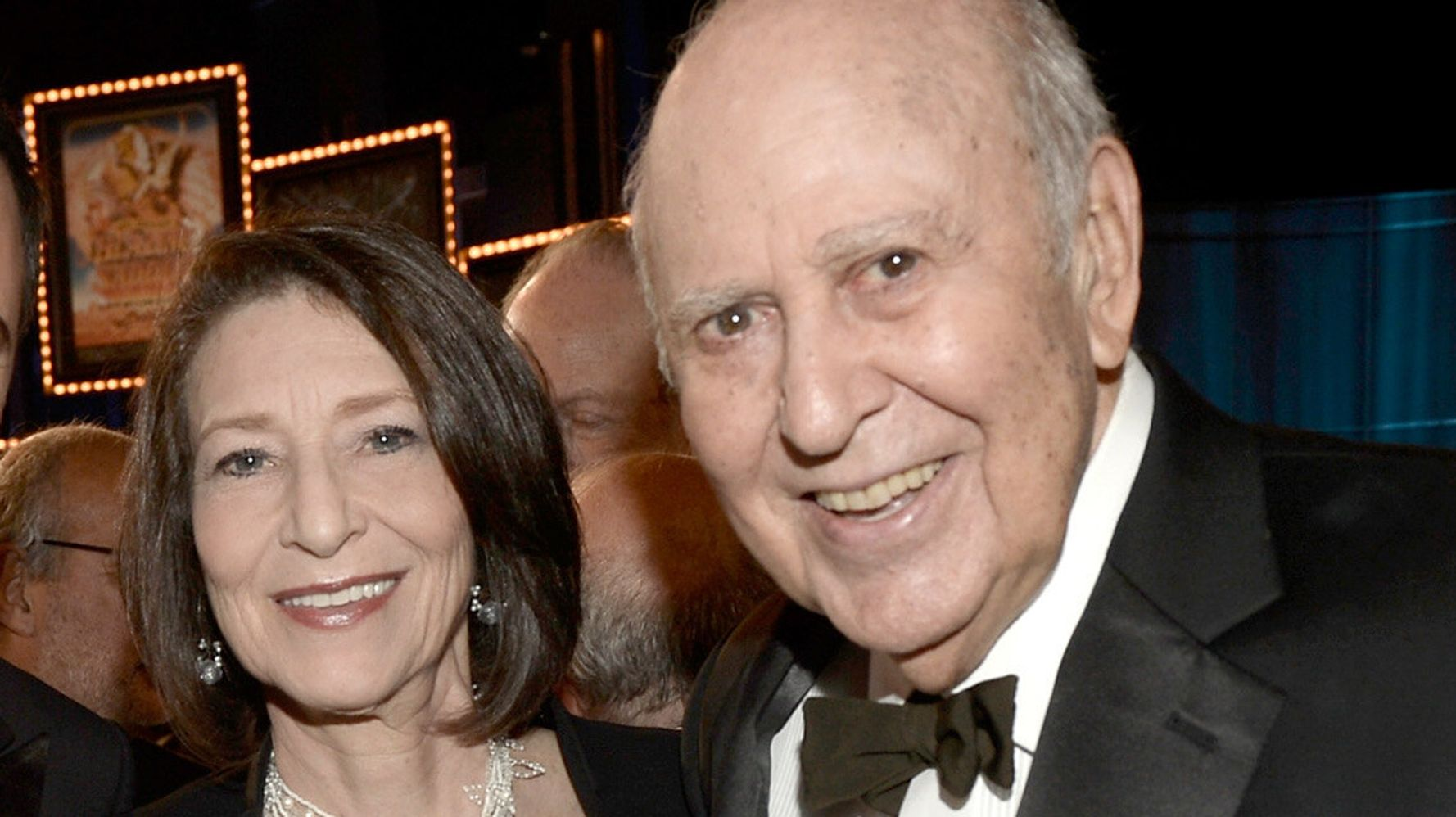 Carl Reiner's Daughter Tweets Final Dig At Donald Trump On Her Late Father's Behalf - HuffPost