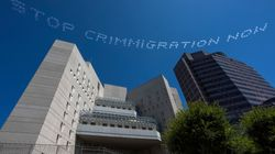 Artists Enlist Skywriting Planes To Expose The ICE Detention Crisis In Our