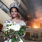 Miss France 2020 sauvée d'un incendie mortel à