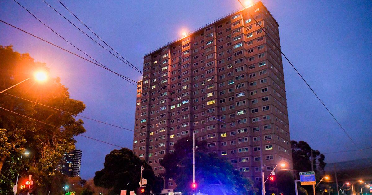 Australia Places Melbourne Tower Blocks Under 'Hard Lockdown' After Surge In Coronavirus Cases