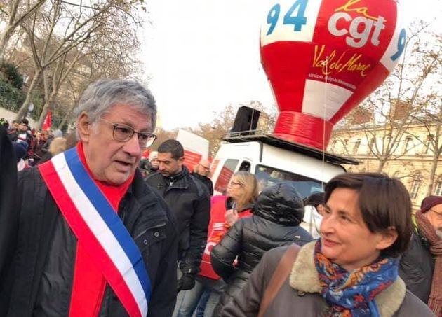 Réélu lors du scrutin, Jean-Claude Kennedy pensait rempiler à la mairie de Vitry-sur-Seine, dans le Val-de-Marne,...