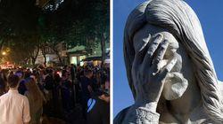 Após repercussão negativa, bares do Rio esvaziam na
