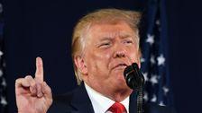 Critics Mock Trump For Choking On 'Totalitarianism' In Mount Rushmore Diatribe