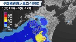 九州、再び豪雨に警戒。「最悪の事態」を想定した備えを...土砂災害の恐れも