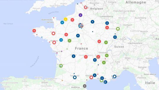 Qui sont les maires des 100 plus grandes villes de