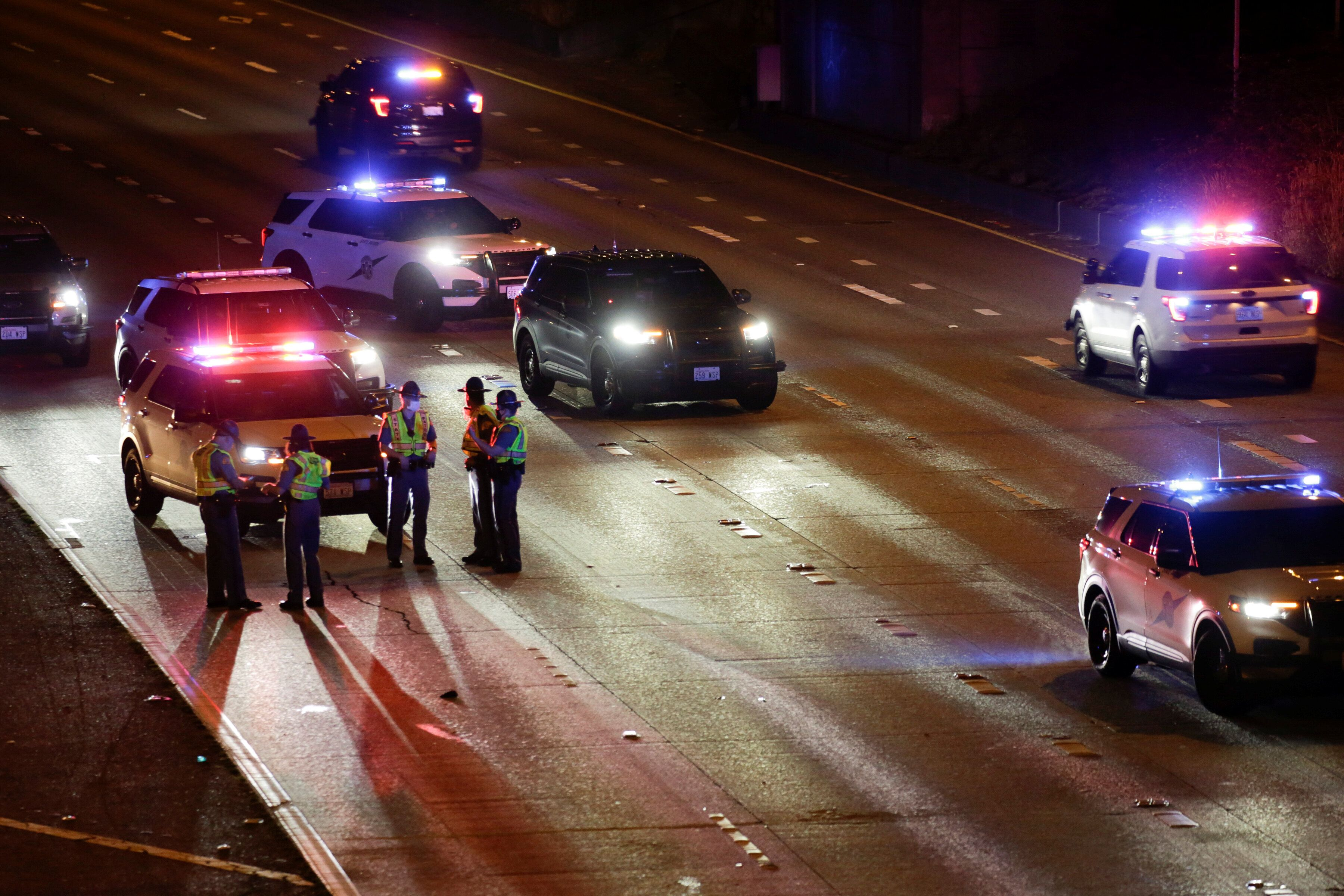 Woman Dies After Car Drives Into Crowd At Seattle Protest Against Police Brutality