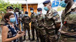 Des renforts supplémentaires mobilisés en Guyane face à la