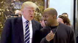 人気ラッパーのカニエ・ウェストさんが大統領選に出馬表明。立候補に「高いハードル」との報道も