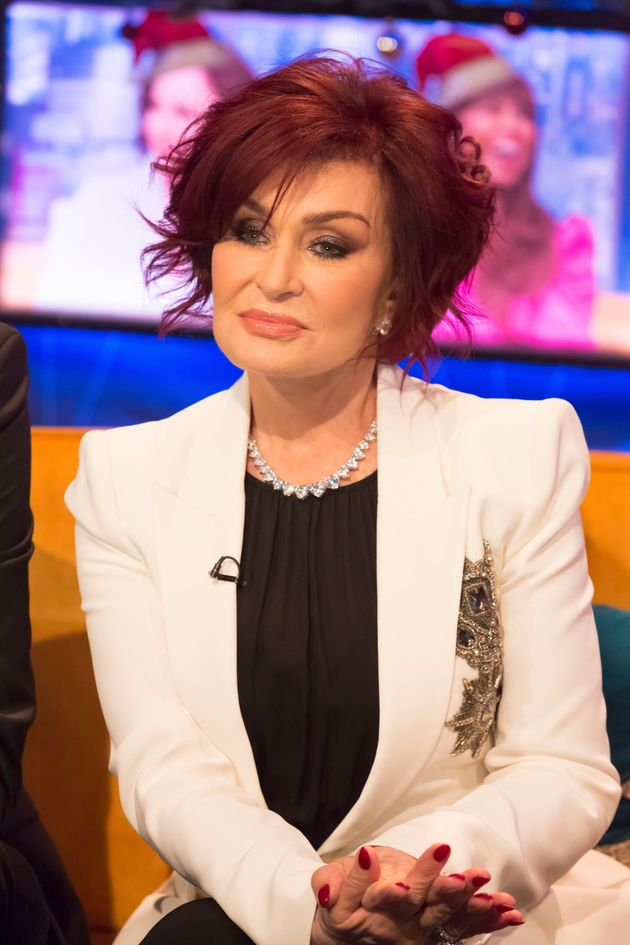 Sharon Osbourne Unimpressed By Kanye Wests Tweet About Kim Kardashians Billionaire Status
