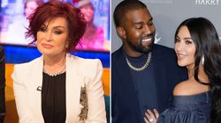 Sharon Osbourne Left Unimpressed By Kanye West's Twitter Post About Kim K's Billionaire