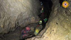 Speleologi dispersi in una grotta in Abruzzo: morto il terzo, salvi gli altri