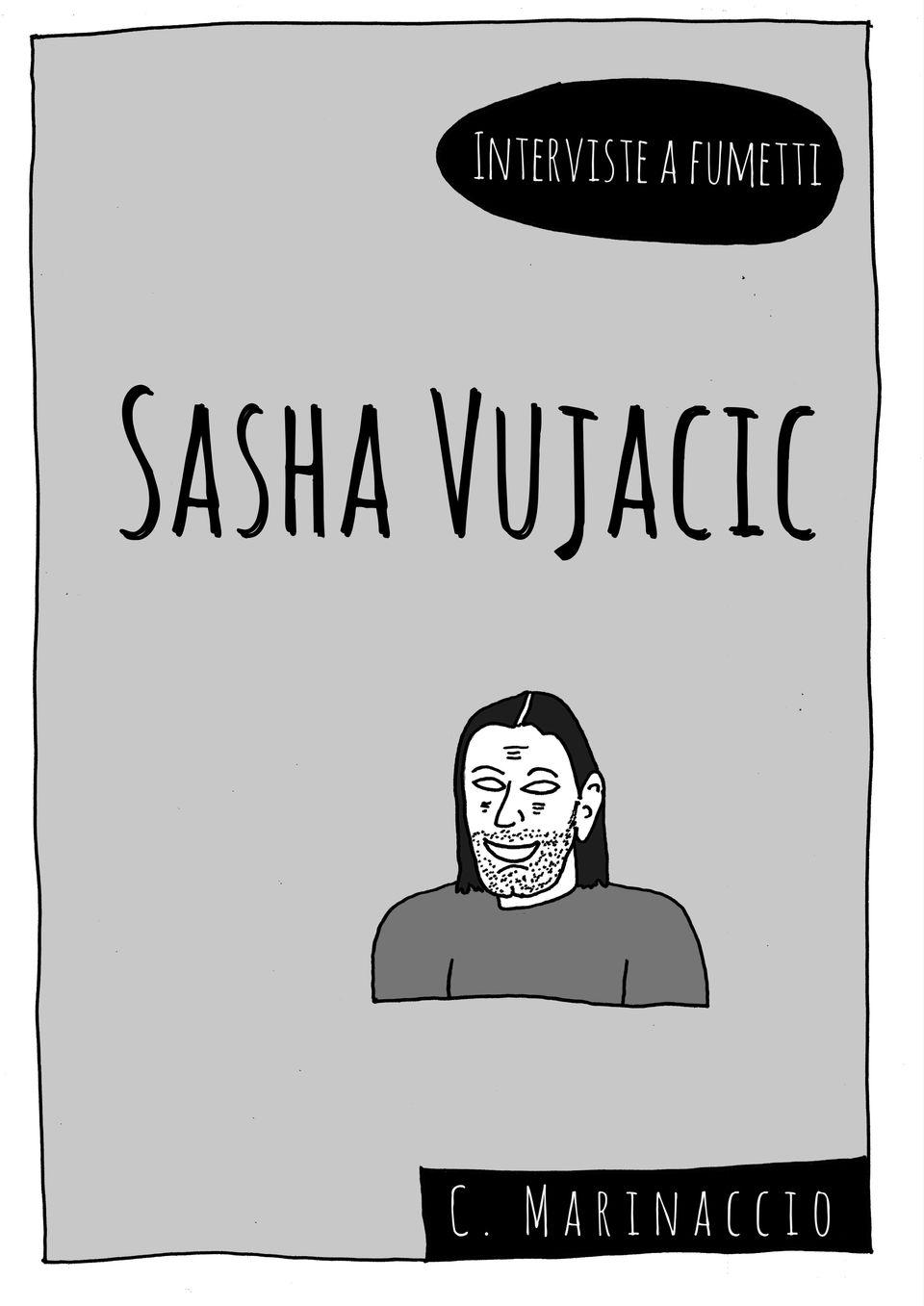 Intervista Sasha