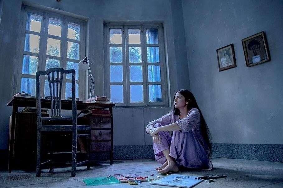 Anushka Sharma in a still from 'Pari'