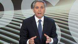 La inesperada aparición de Vicente Vallés en Antena 3 Noticias: muy lejos de lo habitual en