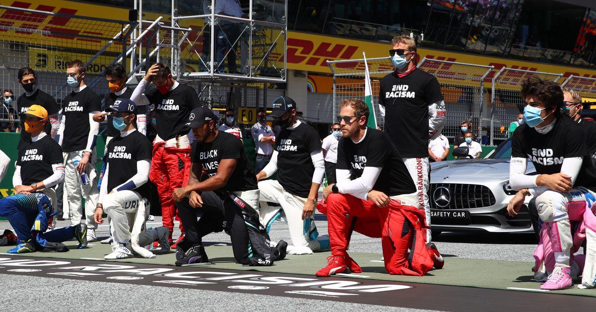 Ces deux pilotes expliquent pourquoi ils n'ont pas mis le genou à terre avant le GP d'Autriche