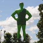 Everyone Clap For The Jolly Green Giant, Server Of