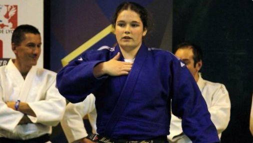 Teddy Riner rend hommage à Mélanie Lemée, gendarme et judokate tuée lors d'un