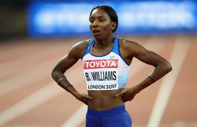 Team GBs Bianca Williams Plans Legal Action Against Met Police After Being Racially Profiled