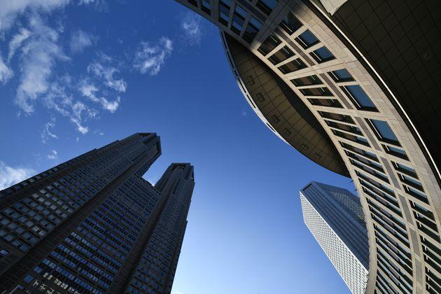 東京都庁のイメージ写真