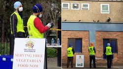 'First Hot Meal': Sikh Volunteers Deliver To Melbourne Tower Lockdown