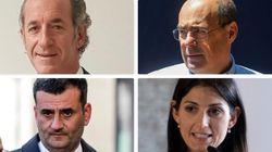 Sondaggio: Zaia e Decaro amministratori più popolari, Zingaretti e Raggi in