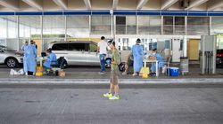 Προμαχώνας: Αυξάνονται στο 90% τα δειγματοληπτικά τεστ στον συνοριακό
