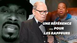 IAM, Snoop Dogg, Jay-Z... Les musiques d'Ennio Morricone, instrus favorites des