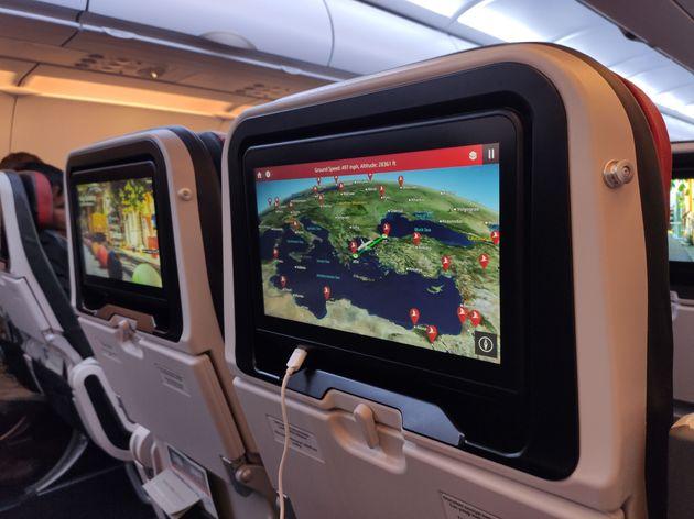 Εικόνα από αεροσκάφος...