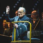 Le compositeur Ennio Morricone est