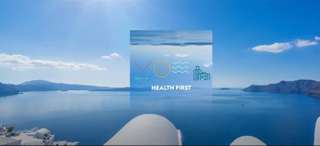 Destination Greece Health First: Η διεθνής καμπάνια προώθησης για το ασφαλές άνοιγμα του ελληνικού