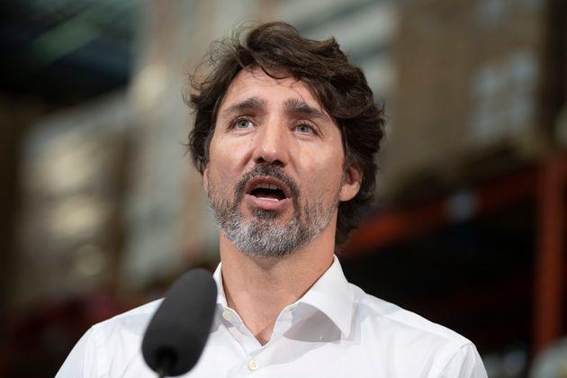 Le bureau de M. Trudeau a indiqué qu'il souhaitait bonne chance aux deux pays et à...