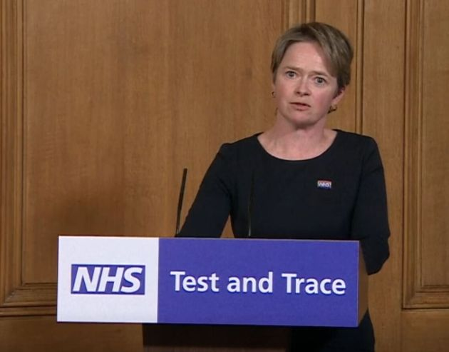 NHS Test And Trace Chief Admits Workers Fear 'Financial' Hit If They Self-Isolate