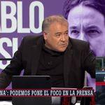 Ferreras se moja (y no poco) en 'Al Rojo Vivo':