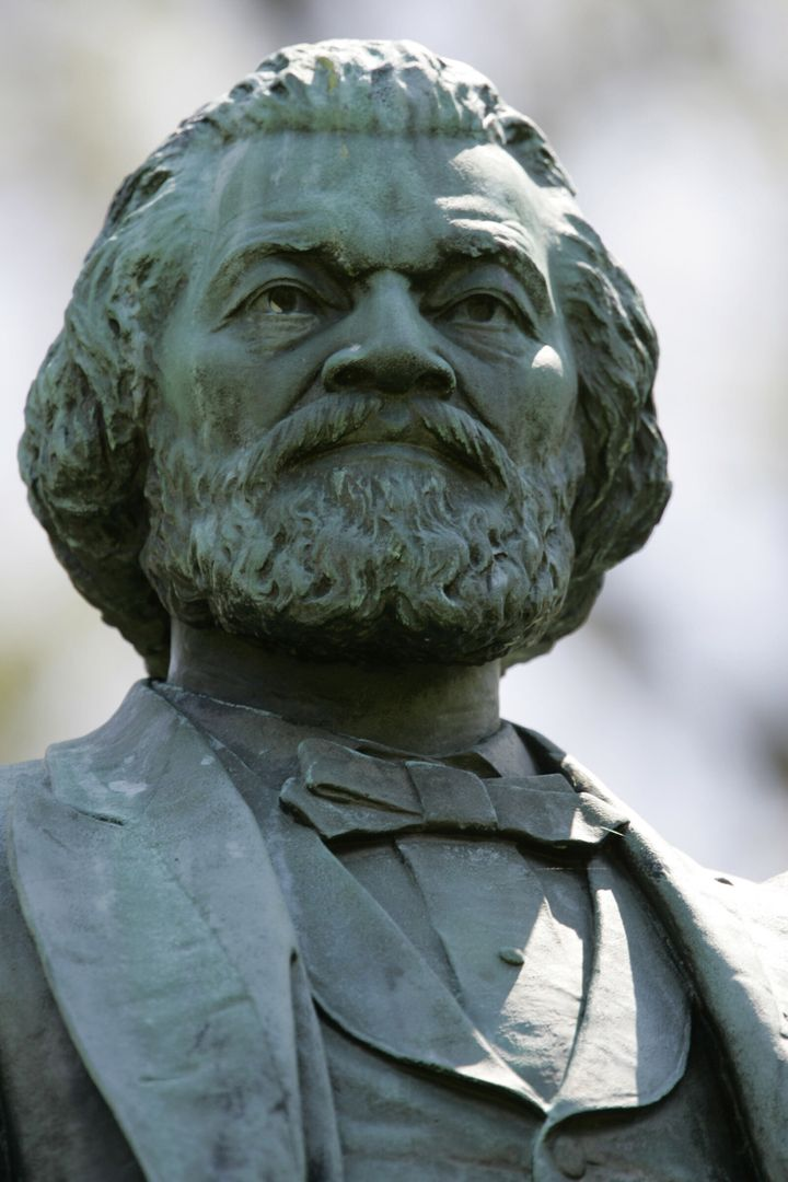 Including the vandalized statue, which will be replaced, there are 13 statues of Douglass in Rochester.