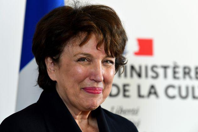 Roselyne Bachelot, ministre de la
