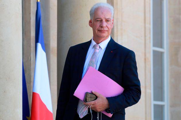 Alain Griset, ministre délégué chargé des Petites et moyennes entreprises