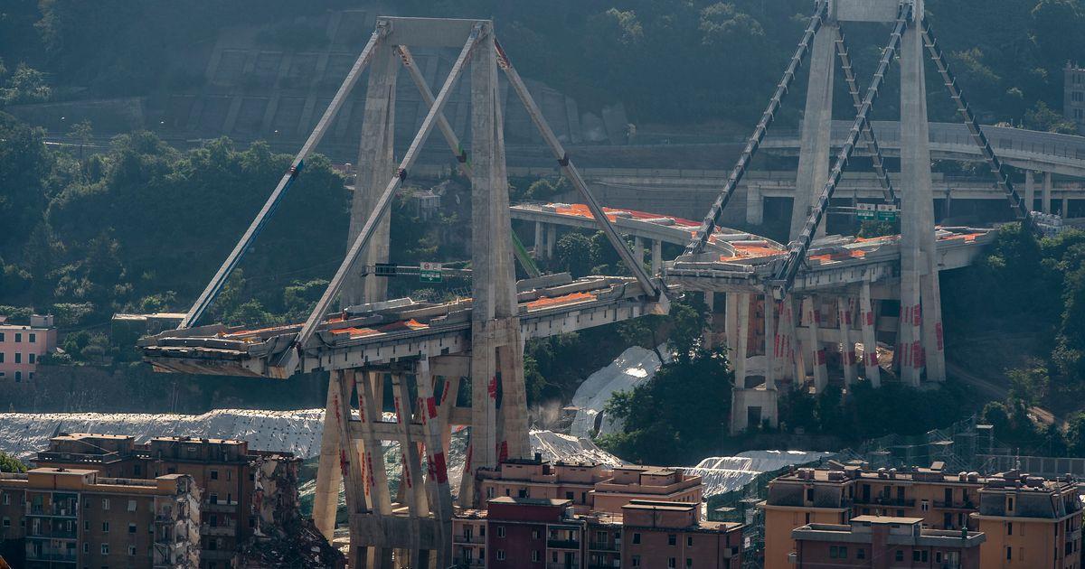 """""""Il Ponte Morandi poteva crollare in qualsiasi momento"""""""