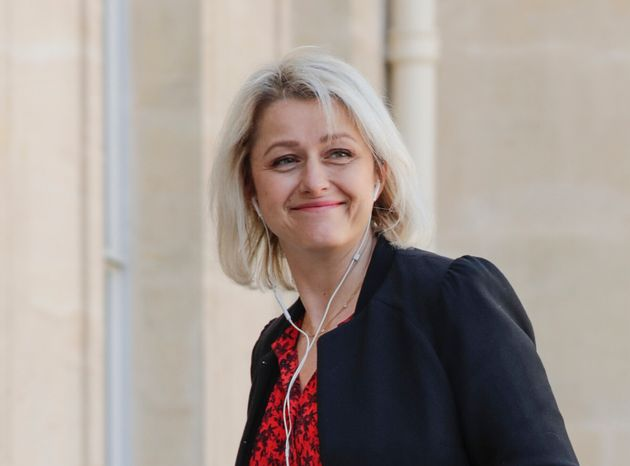 Barbara Pompili, une ex-ministre de Hollande et ex-EELV chez Macron (photo d'illustration de mars