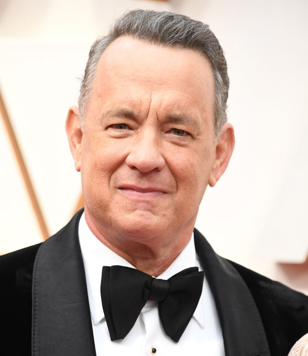 HOLLYWOOD, CALIFORNIA - FEBRUARY 09: Tom Hanks arrives at the 92nd Annual Academy Awards at Hollywood...