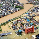福岡・佐賀・長崎 大雨特別警報から警報に切り替え 気象庁