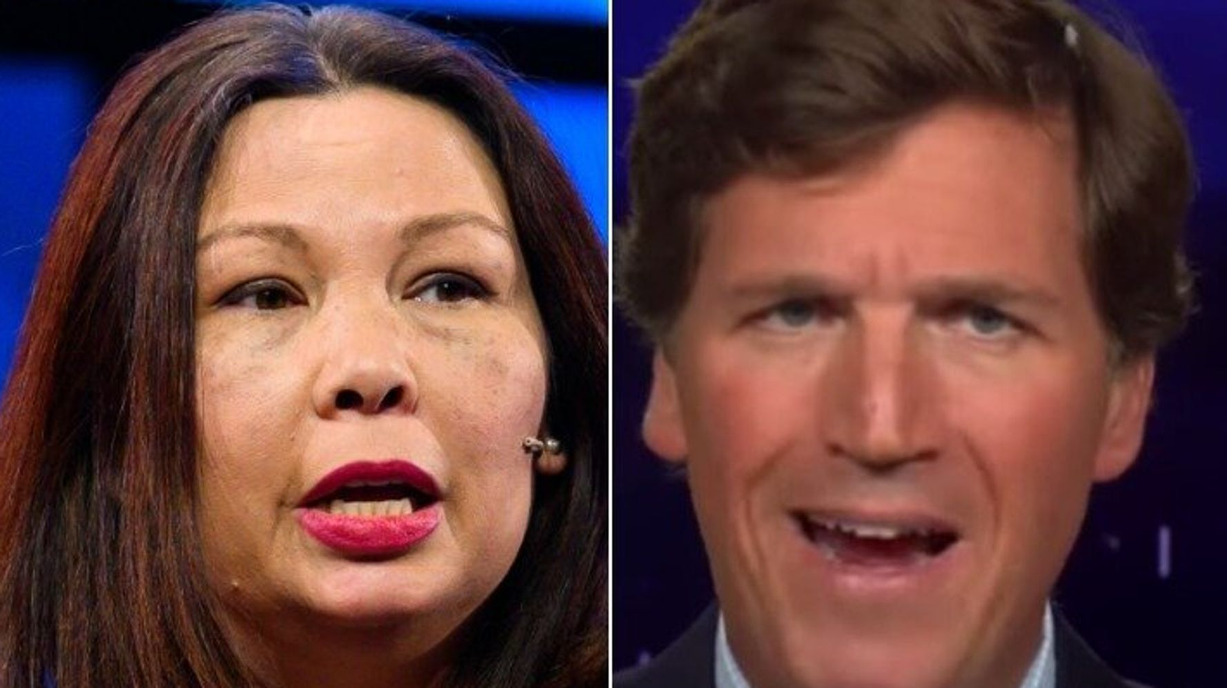 Tammy Duckworth Unloads On Tucker Carlson Over His Ugly Attack On Democrats