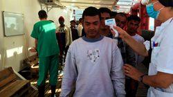 Tutti negativi al tampone i 180 migranti sulla Ocean